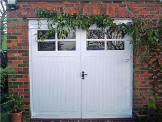 Oakridge Joinery - Garage Door